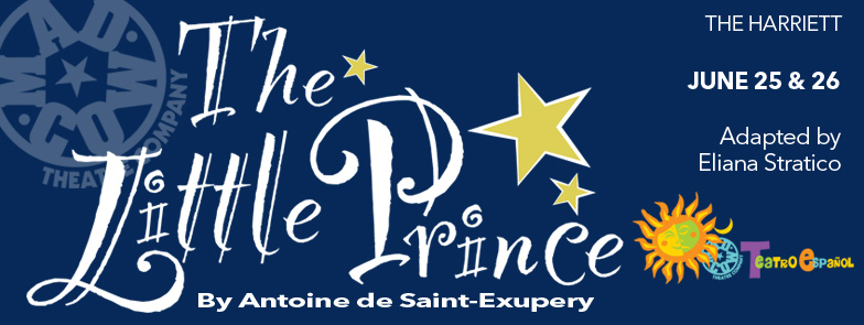 The Little Prince Event Banner